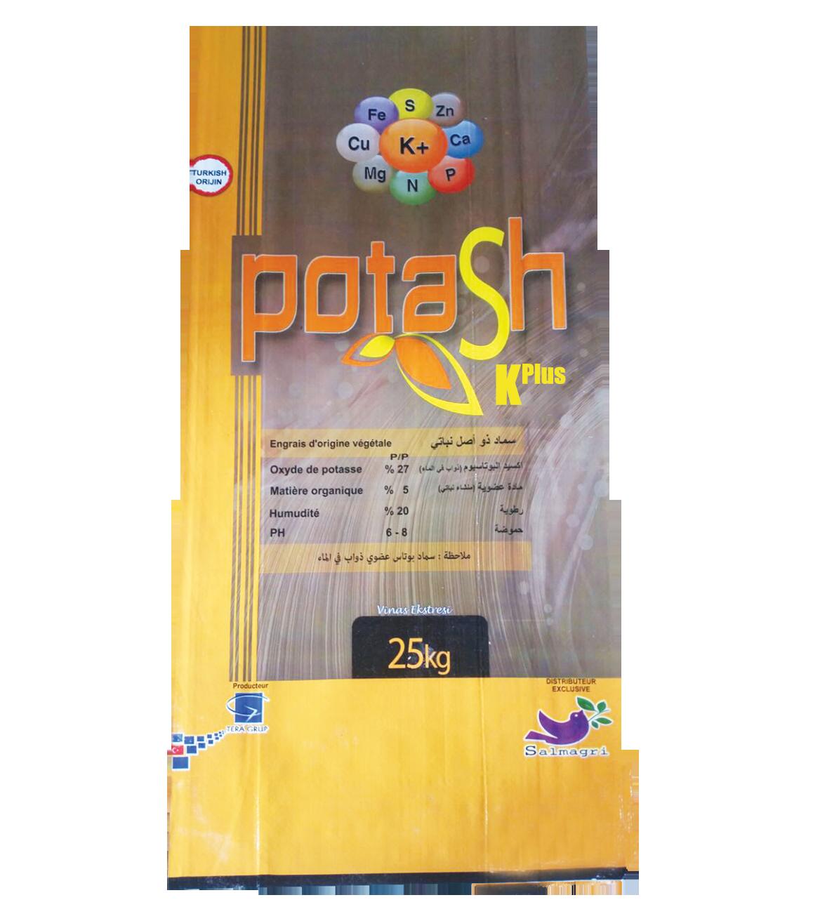 Potash kplus